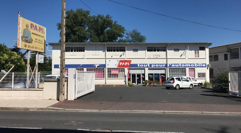 P A P I Accessoires sarl à Castres - Pièces, accessoires automobiles