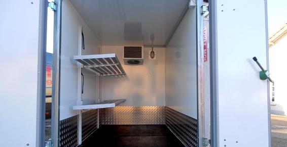 Casteljaloux - Location de remorques frigorifiques