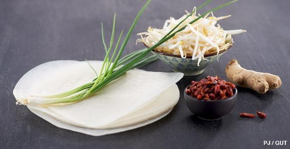 Restaurant palais des rizi res au v sinet dans les - Cuisine thailandaise traditionnelle ...