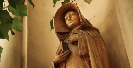 Sainte Jeanne Elisabeth Bichier-des-Âges.