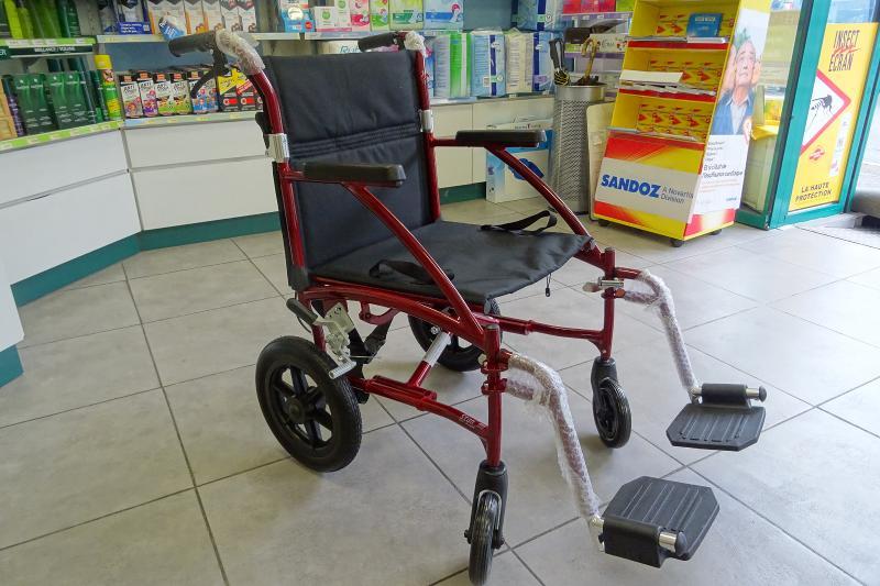 Chaville - Fauteuils roulants ou de transport