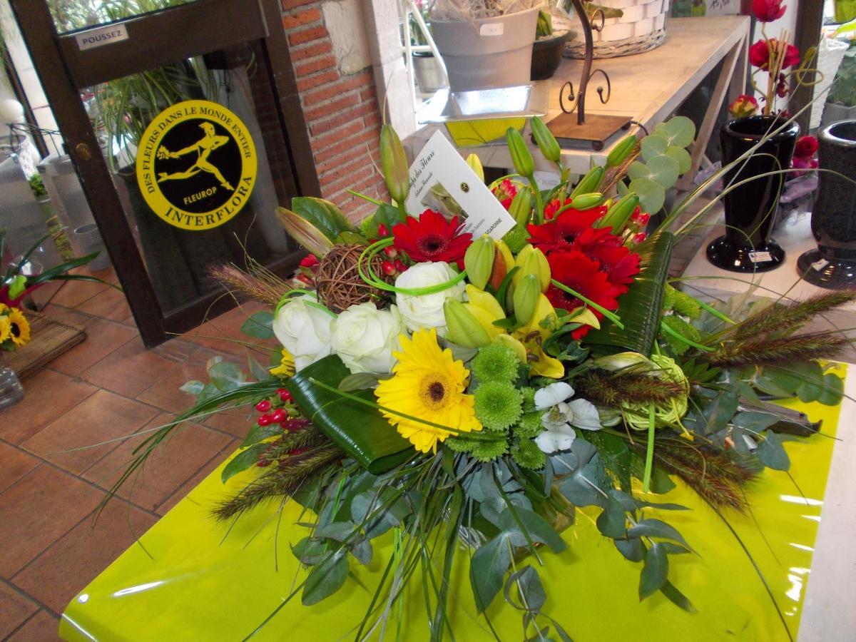 Le Temps Des Fleurs - Bouquets personnalisés