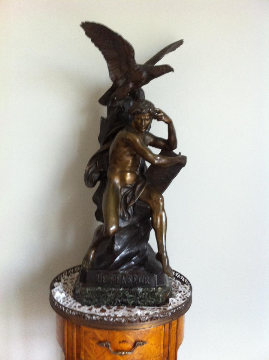 Statue - Antiquités - Essonne