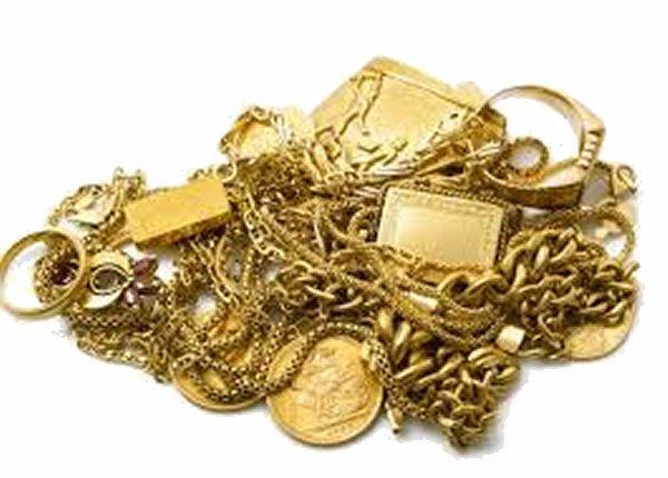 bijoux or  - Antiquités - Essonne