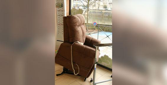 matériel médical - fauteuil motorisé