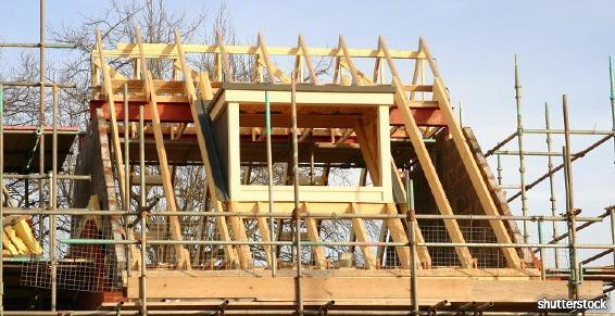 Charpente  - Rénovation extérieure