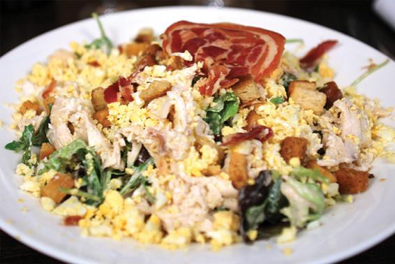 Salade - caesar - poulet