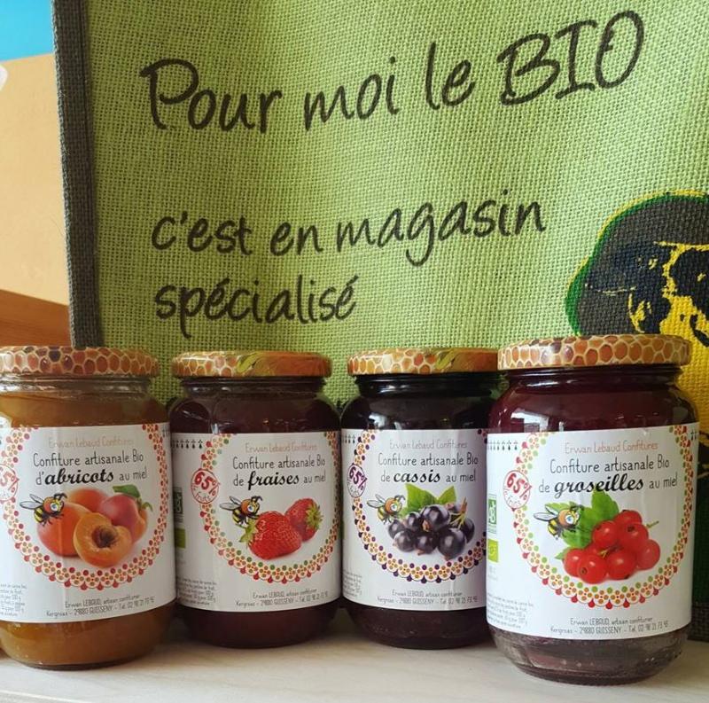 Ys et Bio magasin bio pain bio produits locaux Douarnenez