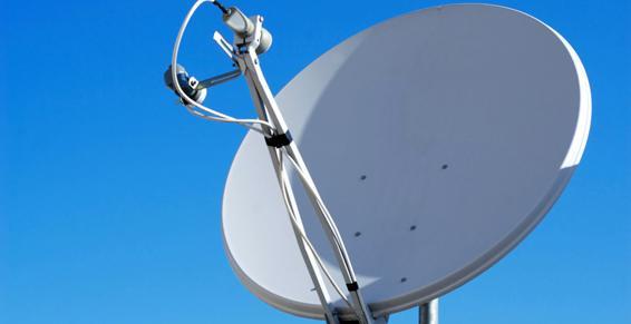 Antennes de télévision à Compreignac