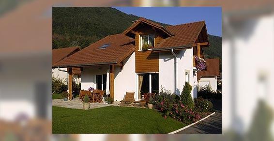 aménagement foncier - Maison avec jardin