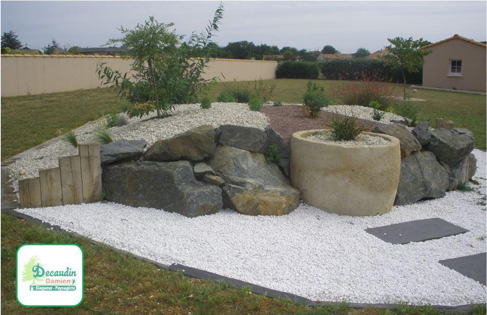 Confiez l'aménagement de votre jardin à Decaudin Damien à Niort (79)