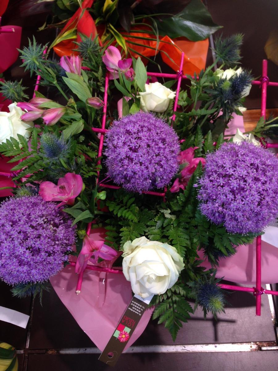 vente de bouquets de fleurs Lola Fleurs à Ales