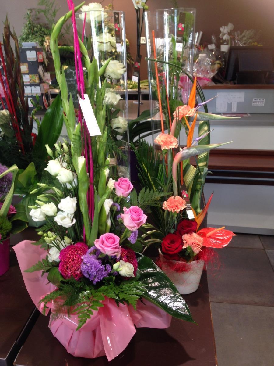 Plaisir d'offrir Lola Fleurs à Alès