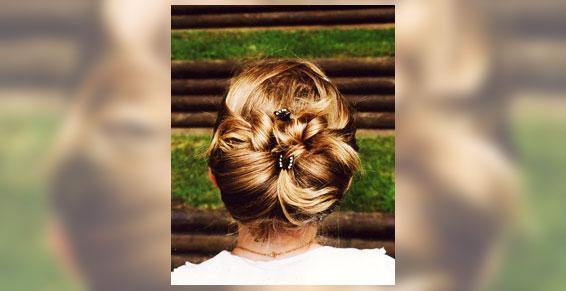 Coiffure chignons, salon de coiffure à Fécamp