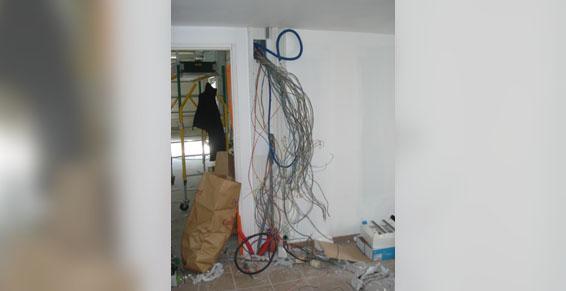 Topelec 63 à Sauxillanges - Installation électrique