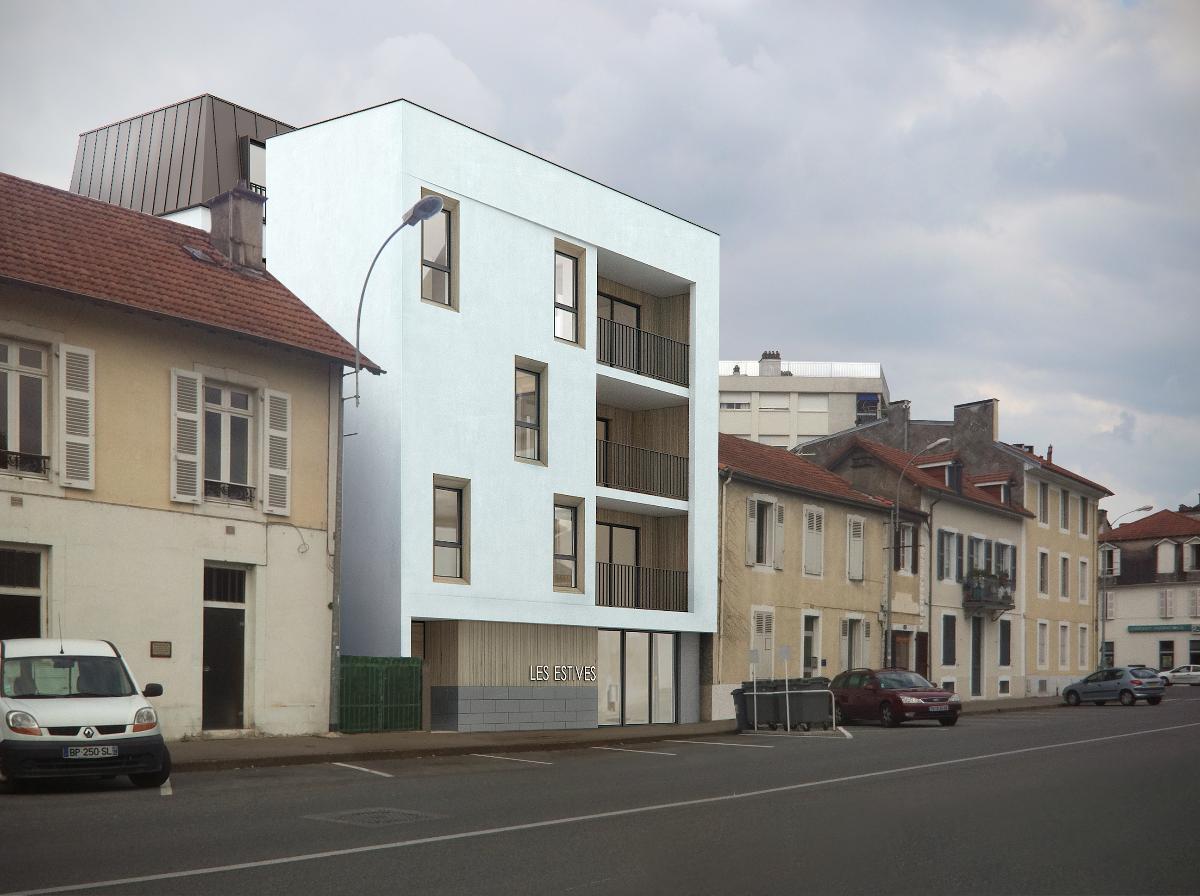 Logements, Agence d'architecture Despagnet