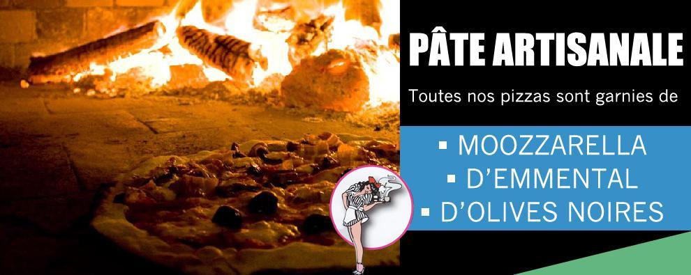 La pizzeria Héva Pizza vous accueille à Pont-du-Casse