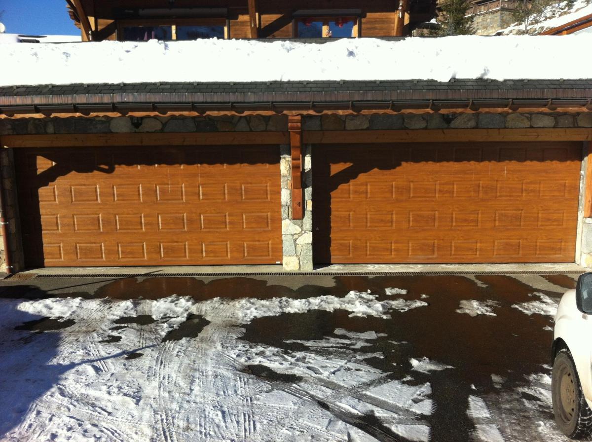 Portes de Garage - Sainte Foy Tarantaise