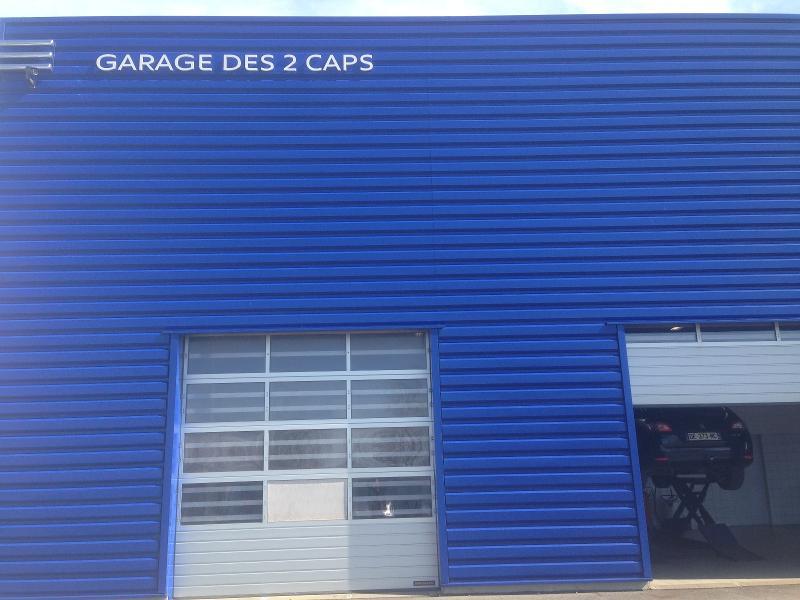 Garage des deux Caps - Marquise