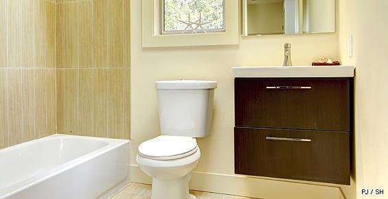 Meucon - Salles de bains