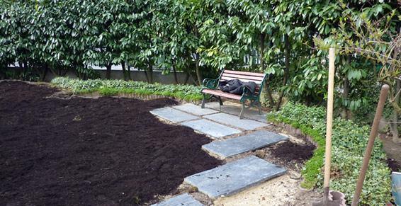 Jardins et parcs - réalisation de terrasse