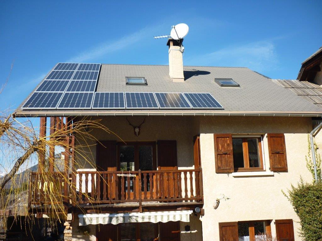 Energie solaire à Saint-Étienne