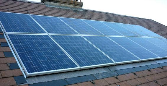 MG Solar en Isère