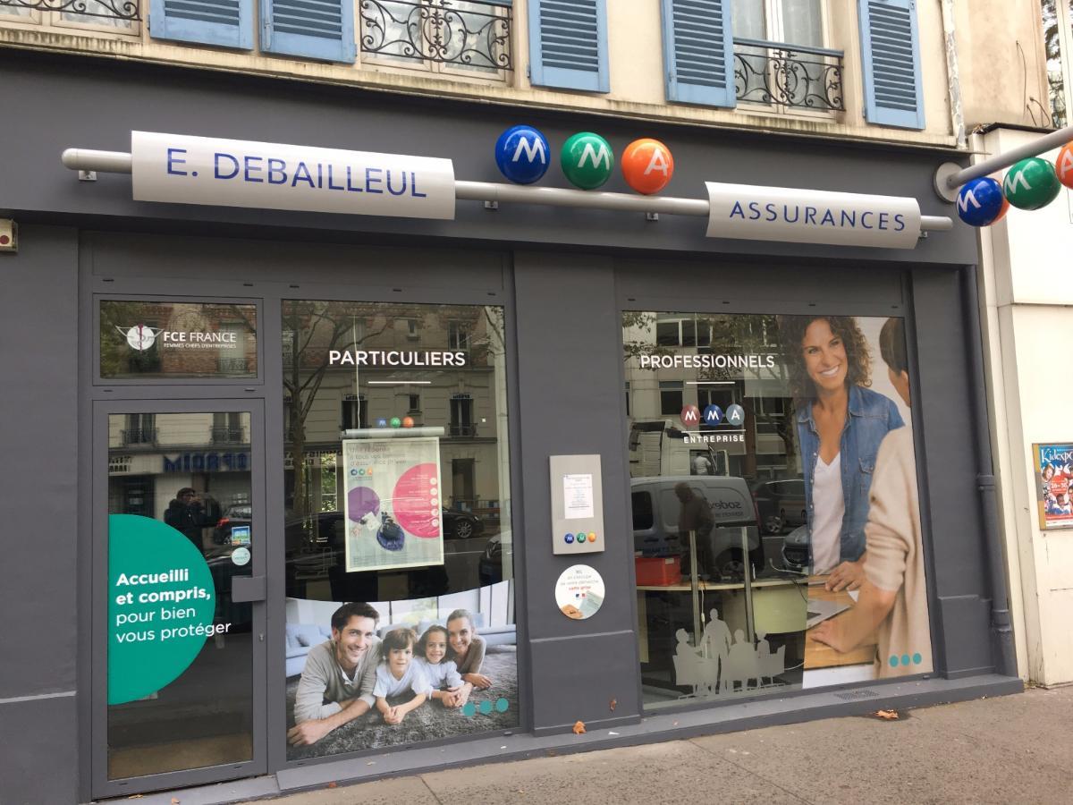 Boulogne Billancourt assurance mutirisque professionnelle