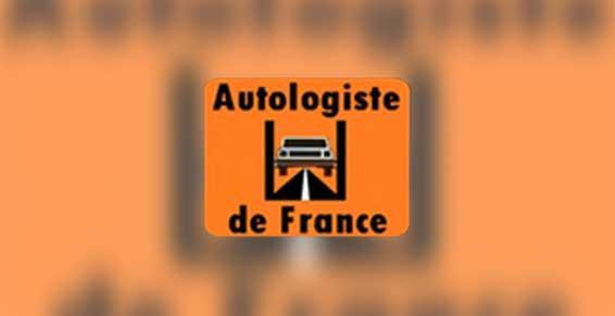 Carrosserie Muller-Wachenheim. Logo autologiste de France.