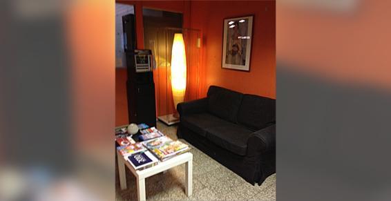 Salle d'attente - Etablissements Barcena