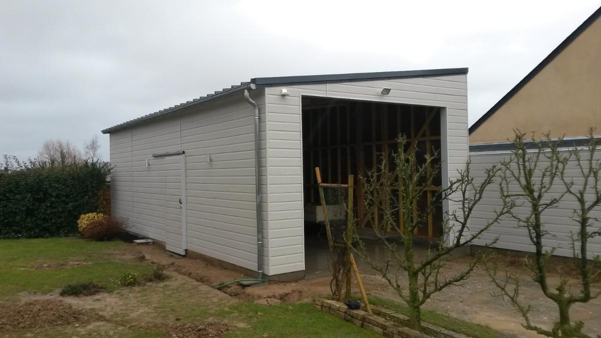 Abris camping car AG RENOV' à Martigné sur Mayenne