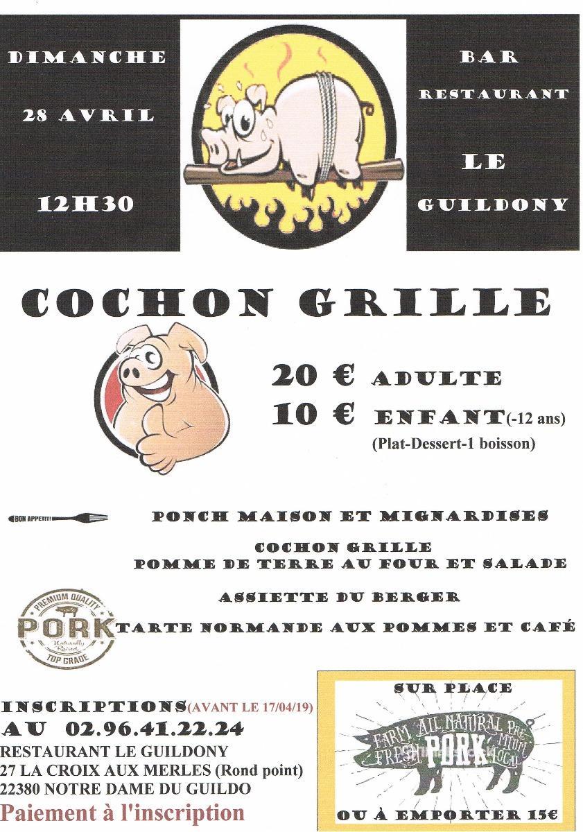 cochon grille pub 2019