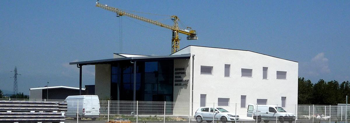 36- Bâtiment de bureaux / Montélimar