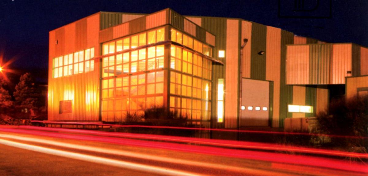 30- Extension usine / Grignan / joël Guerguy/ G. Delor