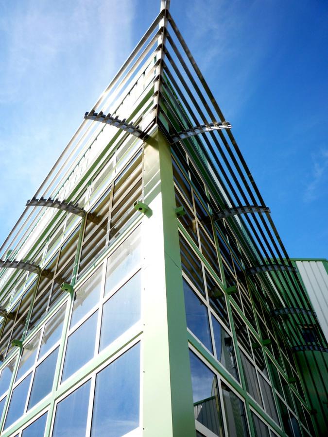 31- Extension usine / Grignan / joël Guerguy/ G. Delor