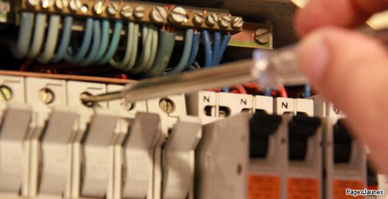 Électricité générale - E.B.P à Aubure