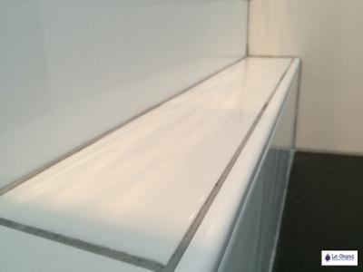 Salle de bains Rennes - Le Grand Plombier Chauffagiste - Receveur Aquabella noir 1.jpg