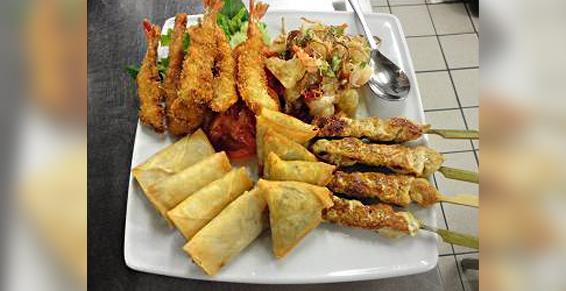 Restaurant Sawadee situé à Pontivy dans le Morbihan (56) - Cuisine asiatique