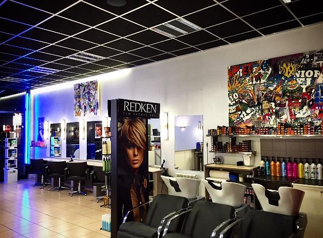 Salon de coiffure 45th Avenue à Bordeaux (33) - ambiance