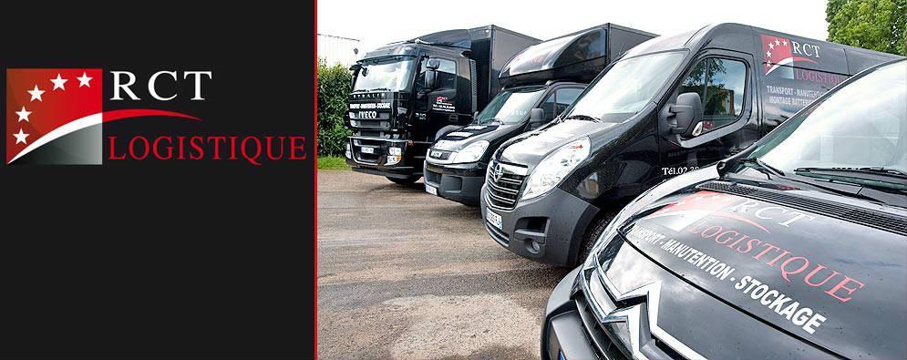 Votre partenaire transport, manutention, stockage.