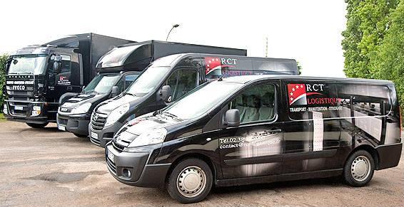 Des véhicules de 650 kg à 14 tonnes de charge utile.