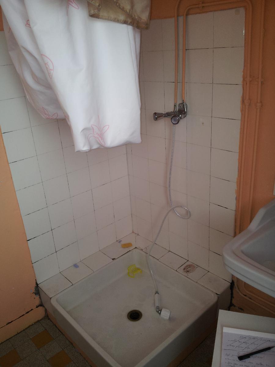Douche avant - votre plombier GIANI à La Hoguette (14)