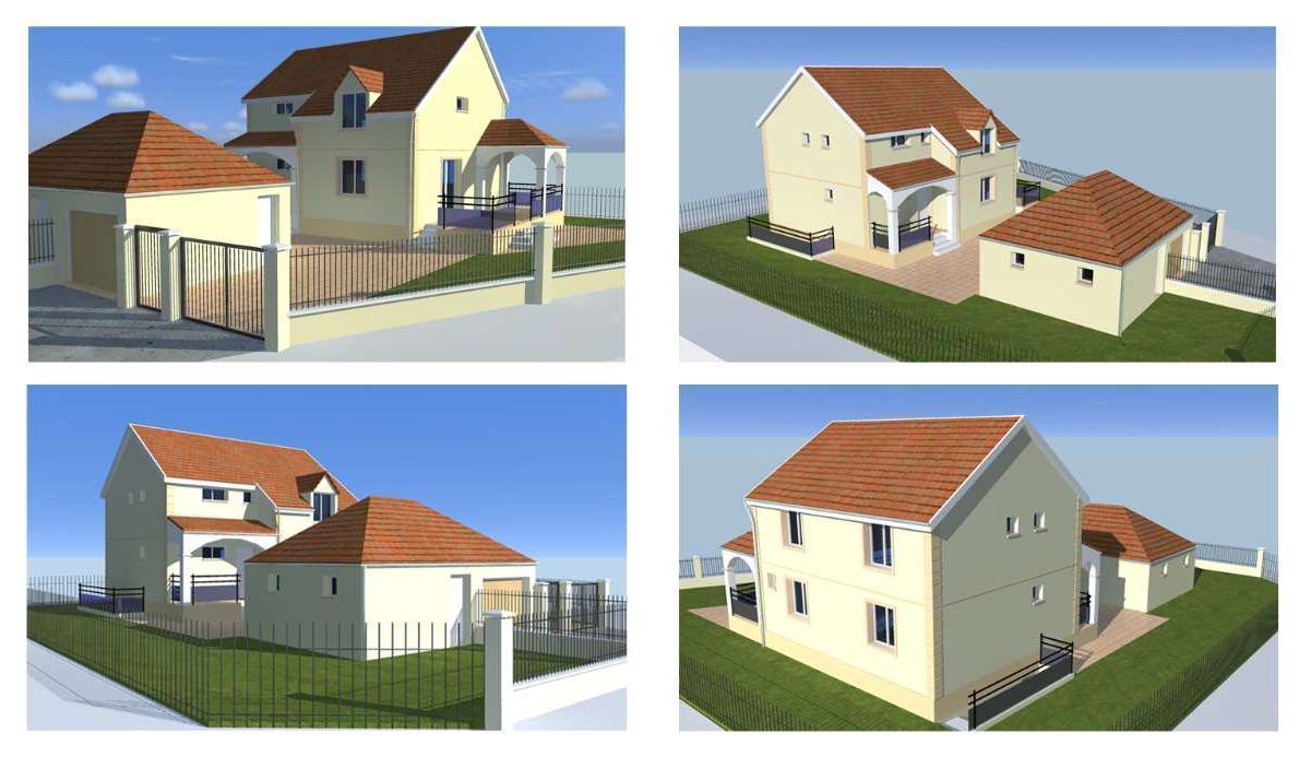 Atelier Bel'Art construction de maisons neuves à Drancy