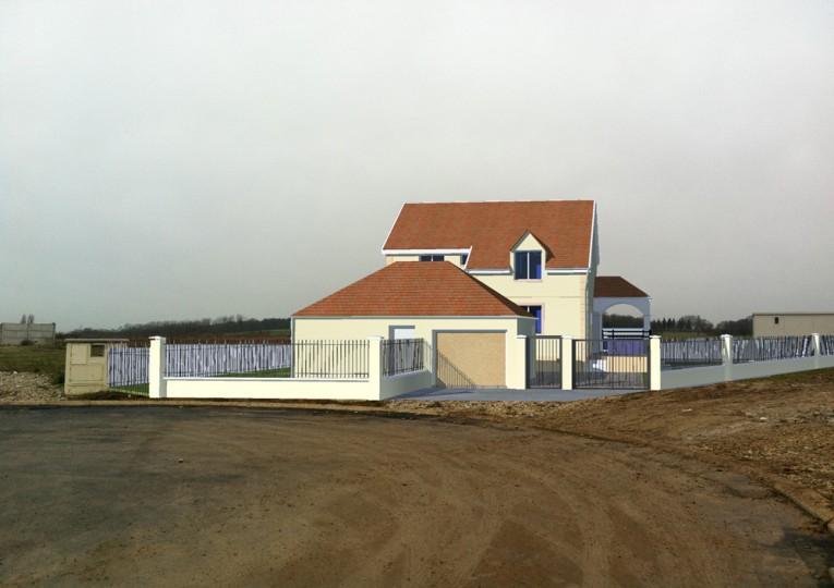 Cabinet d'architecte dans le Val d'Oise en Île de France