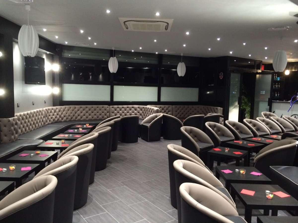 Atelier Bel'Art - Bar lounge par votre architecte à Enghien-les-Bains