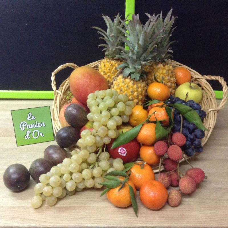 Corbeille fruits