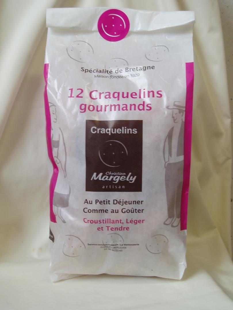 Les 12 craquelins gourmands 140 gr