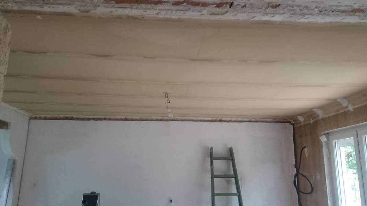 Plafond chassis lattes