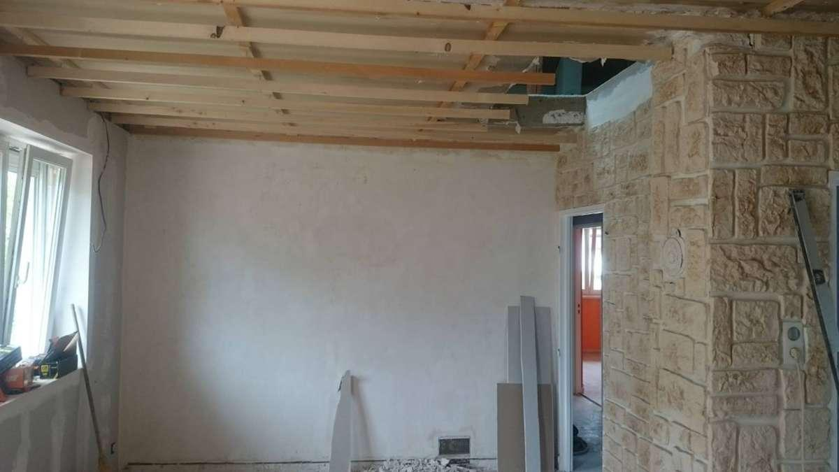 Plafond chassis