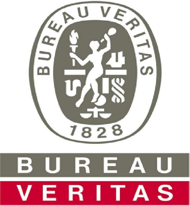 Certification BUREAU VERITAS